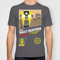 Super Vault Hunters T-shirt by adho1982