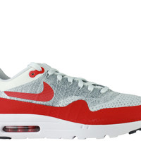 Nike Men's Air Max 1 Ultra Flyknit University Red