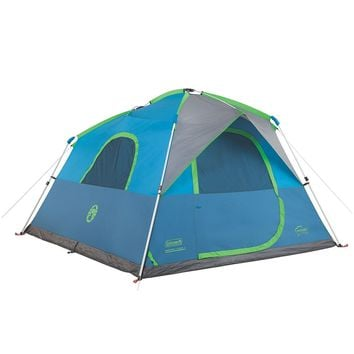 Coleman 6 Person Instant Signal Mountain Tent