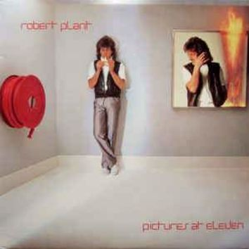 Pictures at Eleven - Robert Plant, LP (Pre-Owned)