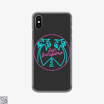 San Junipero, Black Mirror Phone Case