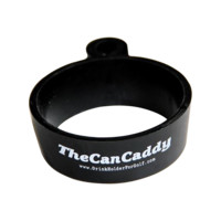 The Can Caddy a Golf Bag Drink Holder