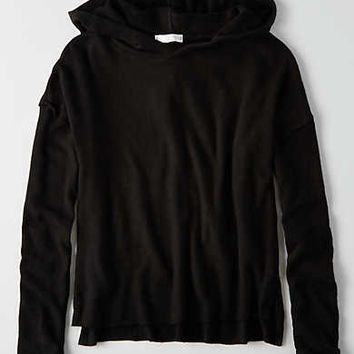 Don't Ask Why Sweater Hoodie, Black