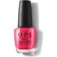OPI Nail Lacquer - Charged Up Cherry 0.5 oz - #NLB35