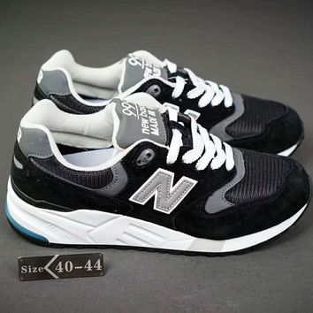 New Balance M999 LM ENCAP Trending Casual Sport Running Shoes Black G-SSRS-CJZX