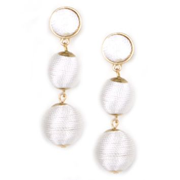 Snow Bubbles Earrings