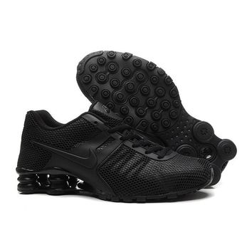 Nike Shox Current Woman Men Fashion Breathable Sneakers Sport Shoes-3