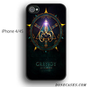 greyjoy game of thrones case for iPhone 4[S]