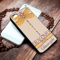 Gilmore Girls Dragonfly Inn Iphone 4 4s 5 5s 5c 6 6plus 7 case / cases