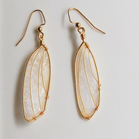 Etsy Transaction -        Enchanting Wing Earrings
