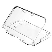 Clear Hard Crystal Protective Case Cover For Nintendo 3DS XL LL