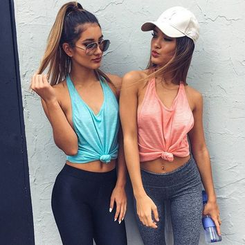 Candy Colored Tank Top