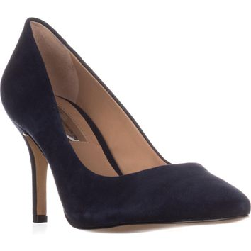 I35 Zitah5 Pointed-Toe Heels, Storm Blue, 5 US