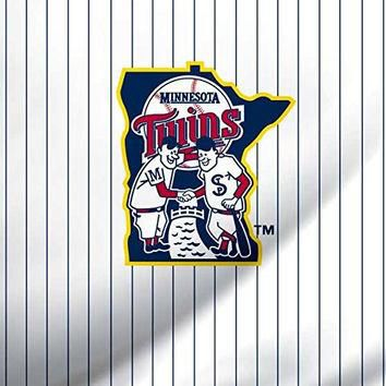 MLB Minnesota Twins iPad Mini 3 Skin - Minnesota Twins Home Jersey Vinyl Decal Skin Fo