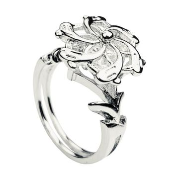 The Lord of Rings Nenya Galadriel Ring of Water LOTR elf Three 3c1cf497f4