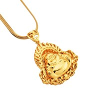 Jewelry Gift New Arrival Shiny Stylish Alloy Necklace [10768843651]