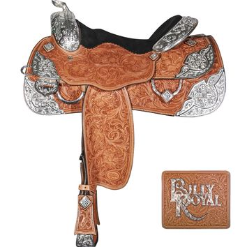 Billy Royal® Crystal Supreme Show Saddle in Billy Royal® Show Saddles