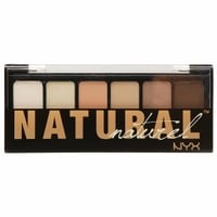NYX The Natural Naturel Shadow Palette