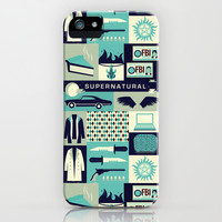 Supernatural iPhone & iPod Case by Risa Rodil | Society6