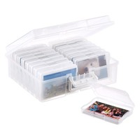"16-Case 4"" x 6"" Photo Storage Carrier"