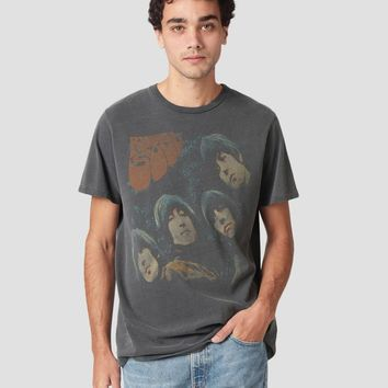 THE BEATLES RUBBER SOUL TEE