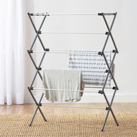 Wayfair Basics Wayfair Basics Silver Drying Rack