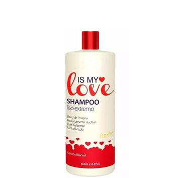 HAIR STRAIGHTENER SHAMPOO BRAZILIAN KERATIN TREATMENT IS MY LOVE 500ML/17,6Fl.Oz.