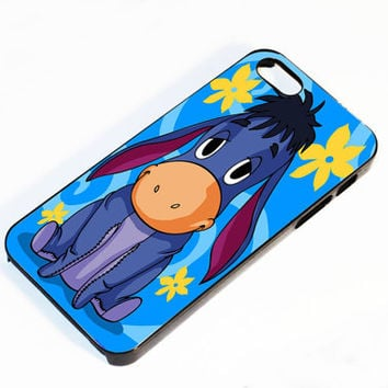 Eeyore winnie the pooh For Samsung Galaxy S3 / S4 Hard and Soft case, iPhone 4 / 4S / 5 / 5S / 5C Hard and Soft case