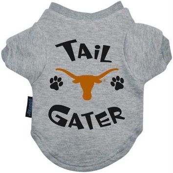 CREYON Texas Longhorns Tail Gater Tee Shirt