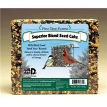 Pine Tree Farms Inc - Superior Bird Seed Cake