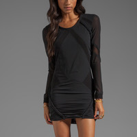 IRO Kenton Dress in Black