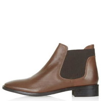 BASING Chelsea Boots - Tan