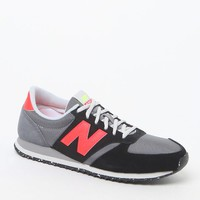 New Balance 420 Capsule Composition Running Sneakers - Womens Shoes - Black
