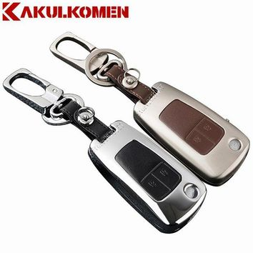DCCKFS2 Car key cover case holder For Chevrolet Chevy Cruze 2015 Aveo TRAX SAIL3 MALIBU EPICA CAPTIVA Lova RV Camaro folding/flip key