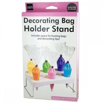 Cake Decorating Bag Holder Stand HG990