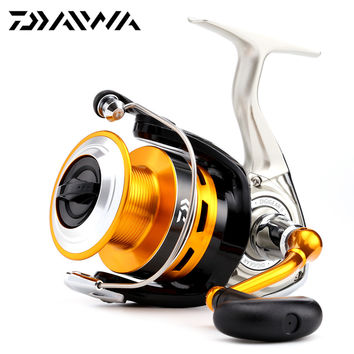 Daiwa 16 New CREST 2000A 2500A 3000A 4000A Spinning Fishing Reel 5.3:1 3+1BB Front Drag Carp Fishing reel