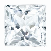 0.02 Ct Loose  1.25mm Square Diamond Gemstone Vs2/si1 Clarity And G/i Color