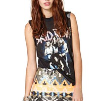 Nasty Gal Poison Arrow Skirt