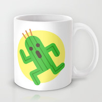 Final Fantasy - Cactuar Mug by Versiris