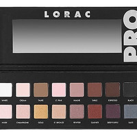 ew Makeup LORAC PRO Palette 16 Color Eyeshadow With Eye Primer Eye shadow Palette Band Makeup cosmetics