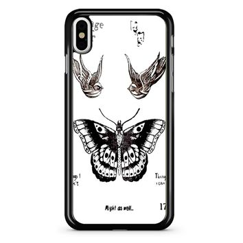 Tattoo Harry Style One Direction iPhone X Case