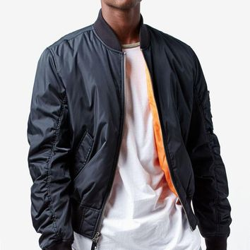 VONE05W PacSun Classic Bomber Jacket