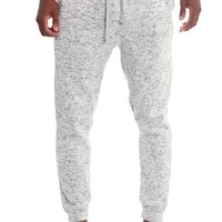 Basic Melange Jogger Pants