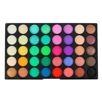 Popfeel Natural 120 Color Super Light Eye Shadow Palette Cosmetics Makeup Pallete Beauty Make Up Tool Eyeshadow Set new