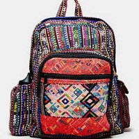 Unique Batik Solola Backpack - Urban Outfitters