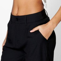 Audrey Chino Style Woven Trousers