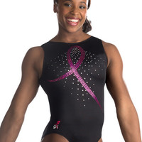 Chic Pink Ribbon Workout Leo from GK Elite