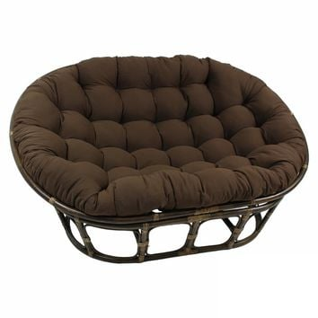 Bay Isle Home Bocanegra Double Papasan Chair | Wayfair