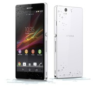 Sony Xperia Z C6602 16GB Unlocked GSM Shatter/Water Proof Android Smartphone w/ 13.1MP Camera - White/Black