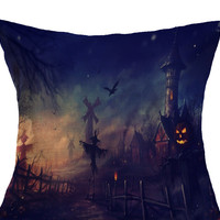 "Fashion cartoon ""Halloween series"" design creative pillow, bed pillow, sofa cushion, multifunctional office pillow pillow"